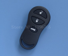 Free Shipping  3 button Remote key shell case for  Chrysler remote key shell wholesale and retail