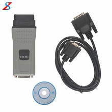 2015 Best Price For OPEL TECH2 COM OBD2 Code Scanner Diagnostic Tool OPEL TECH 2