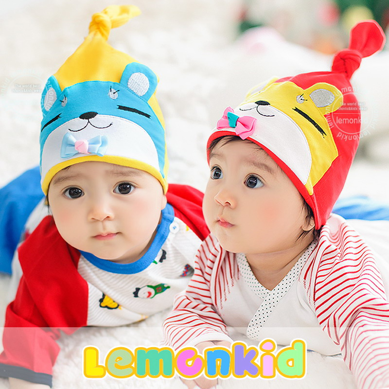 new spring and summer children head hat men and women bonnet cotton baby sleeve head baby hatÎäåæäà è àêñåññóàðû<br><br><br>Aliexpress