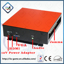 Jamma Game Console Kit Vertical Screen Shooting Motherboard Raiden V Simulator Shooting Arcade Game Console Kit for Game Machine(China)
