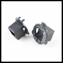 H7 HID Xenon bulb holder adaptor H7 xenon HID headlight Bulb Adapter Holder base for HYUNDAI NEW Santa Fe H7 socket base adaptor