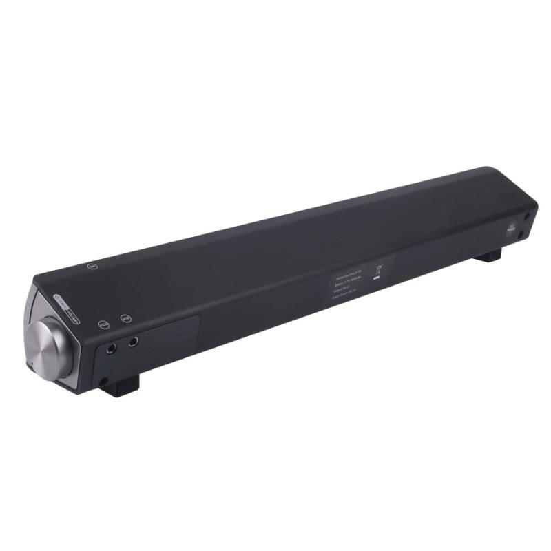 MXPOKWV 2X5W Bluetooth 4.0 Speaker Sound Bar Wireless Receiver Stereo Super Bass Loudspeaker Subwoofer Soundbar For TV Moible