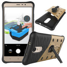 New for Xiaomi Redmi Note 3 Armor Stents Super Protection Cell Phone Holder Shell Shockproof Mobile Phone Stand Back Cover Cases