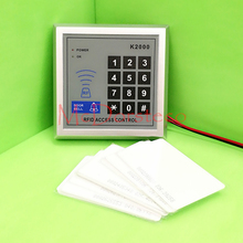 Buy Hot selling High 125khz Proximity RFID Door Controller Password Keypad Access Control System K2000 rfid access control for $6.50 in AliExpress store