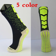 Professional Men/women Anti-Slip Soccer Socks TockSox Mid Calf Football Socks Sport Socks Soccer Short Stockings TruSox Futbol