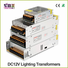 AC110V~240V to DC12v 1A 2A 5A 10A 15A 20A 25A 30A 33A 40A lighting transformer led switching power supply charger for led lights(China)