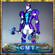 CMT Instock speeding CS model Saint Seiya God Warrior Phecda Gamma Thor Cloth Myth Metal Armor action figure