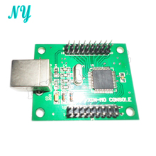 For 4.8 connector 2 players PC PS/3 2 IN 1 Arcade to USB controller 2 player MAME Multicade Keyboard Encoder USB to Jamma