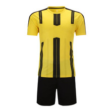 Men kids Soccer Jersey Sets Polyester Short sleeves Sportswear Boys Football Tracksuits Children Sport Training Kits Soccer Suit