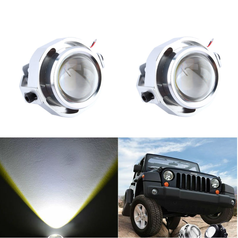 2X 12V LED Work Light Spot Road Motor Car Tractor Boat Fog Spotlight 10W<br><br>Aliexpress