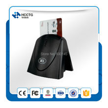 "ISO 7816 Portable ""Bridge Desktop"" USB Chip Card Writer And Reader With free SDK For Access Control ACR38U-H1(China)"