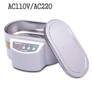 Modern 30W/50W 110V/220V Mini Ultrasonic Cleaner For Jewelry Glasses Circuit Board Babys Feeding Tools Toys<br>