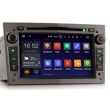 7 Inch 2 Din Android 5.1 Quad-Core Car Stereo Video DVD Player Built-in Car DVR System In-dash Mic Suitable for Opel(China)