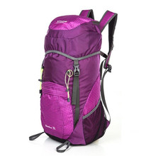 Buy 2017 New Men Women Lightweight Outdoor Sports Backpack Foldable Nylon Hiking Camping Mountaineering Gym Fitness Travel Bag for $19.03 in AliExpress store