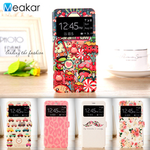 Painted PU Leather Stand Flip 4.95for Nexus 5 Case For LG Nexus 5 Google Nexus 5 Cell Phone Back Cover Case