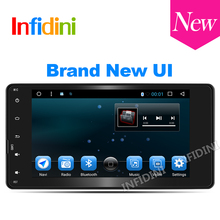 1024*600 android 6.0 car dvd gps in dash radio video player gps navigation for Mitsubishi outlander lancer asx 2012 2013 2014