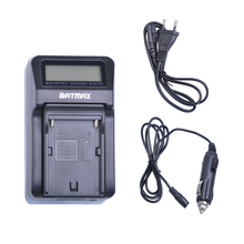 Rapid Digital Battery Charger kits for Sony NP F770 F750 F570 F550 F530 NP F970 F960 F950 F930 FM50 FM500H NP-FM500H(China)