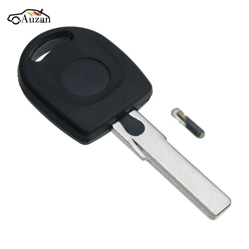 Seat VW Audi Uncut VW T5 – HAA HU66 Transponder key shell Skoda