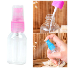 Empty Atomizer Perfume Spray Bottles 30/50/100ml Refillable Portable Scent Pump Case Cosmetic Containers