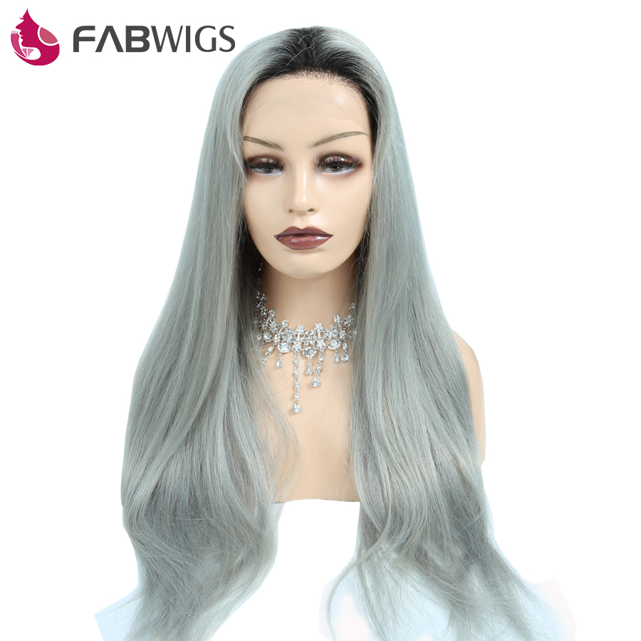 ombre hair full lace wig