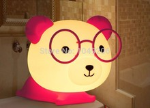 Free shipping BEAR desk lamp  BEAR  night lamp BEAR night lights BEAR desk lamp 2014 new lights China style
