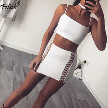 Buy Pofash Summer Autumn Sinple Spaghetti Strap Dress Women 2017 Sexy Strapless Club Party Lace Dresses Vintage Overalls Vestido for $14.73 in AliExpress store