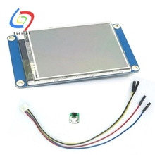 "English Version Nextion 2.8"" TFT 320x240 HMI LCD Display Touch Screen Module Panel for arduino TFT raspberry pi(China)"