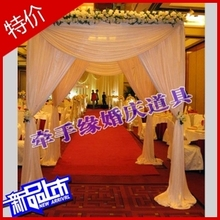 Double fold outdoor wedding decoration Decorated tent marquee wedding  Roman Ceremony pavilion The wedding tent personalized