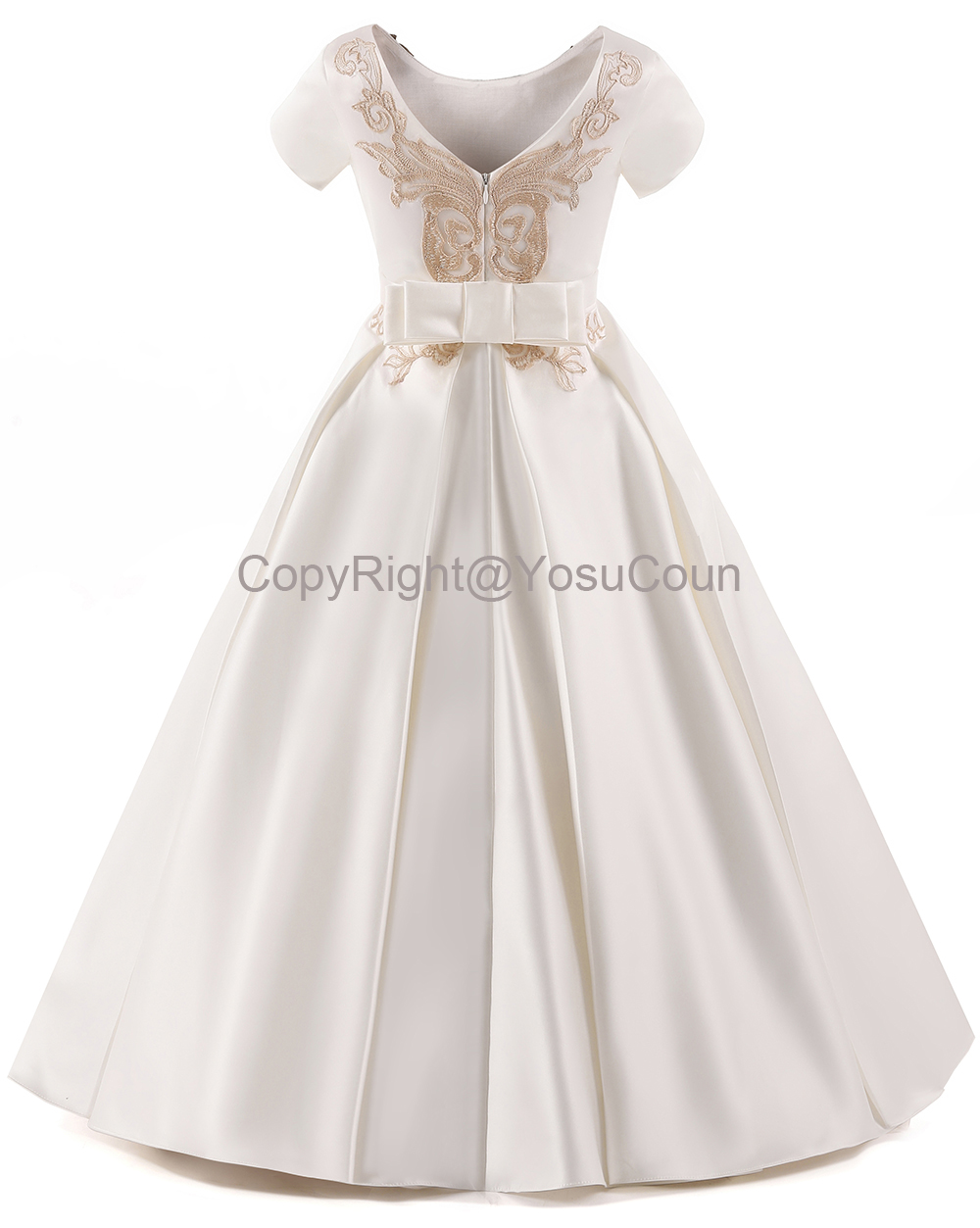... Children s Clothing Girl  Elegant Long Gown Party Dresses  Wedding Dress   Long Party Dress Elegant. View all specs. Product Description. 1 2. 3 4 5  ... 2a8a400a8e9c