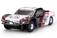 WLtoys K999 1:28 2.4G 4CH RTR Off-Road Remote Control RC Car High-speed 30km/h Alloy Chassis Structure Racing Vehicle VS A959
