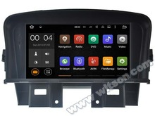 "7"" Android 5.1 OS Special Car DVD for Chevrolet Cruze 2008-2012 & Holden Cruze 2008-2012 & Daewoo Lacetti Premiere 2008-2012(China)"