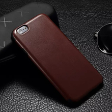 "2015 New Luxury Ultra Thin Soft Faux Leather Case Skin Cover for iPhone 6 4.7"" Plus 5.5""   57KE"