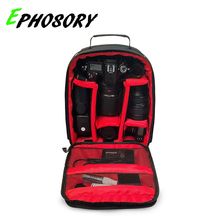 EPHOSORY SLR Backpack Photo Camera Backpack Designer Camera Case Bag Video Digital Waterproof Camera Bag