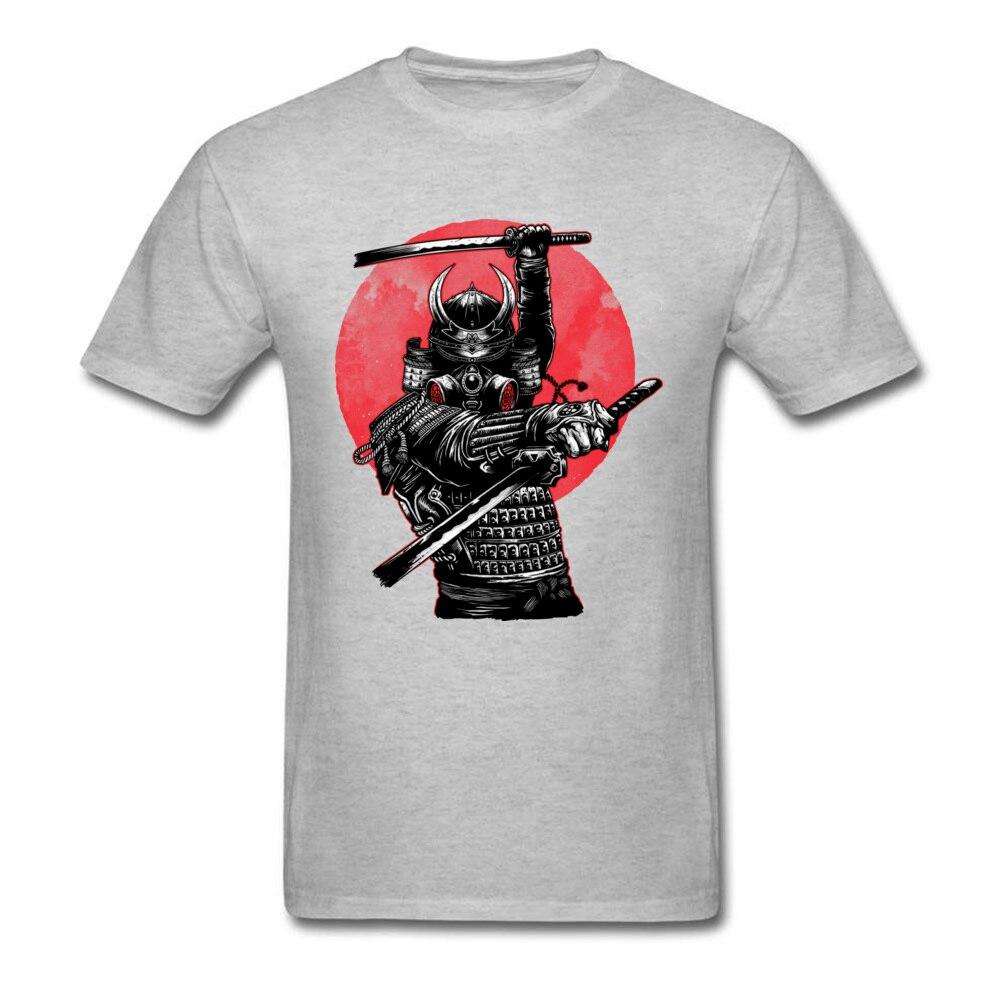 RONIN Crew Neck T Shirts Summer Tops & Tees Short Sleeve Discount 100% Cotton Geek Tops Tees Normal Mens Wholesale RONIN grey