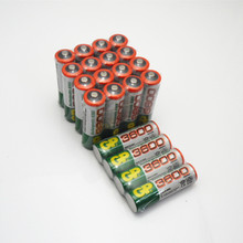 20pcs/Lot Hot sale original battery 1.2V NiMh GP aa battery rechargeable AA 3600