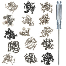 300Pcs/Set Metal Assorted Laptop Screw Set Screwdriver for IBM for TOSHIBA for SONY for DELL for SAMSUNG(China)