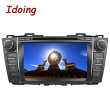 "Idoing 2Din Android5.1For Mazda5 GPS Navigation 8""GPS Navigation Car DVD Music Player Support 3G WIFI SWC Dual Zone+OBD2 Can-bus"