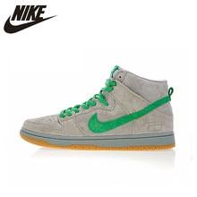 zapatos zapatos gris ca zapatillas High Atlético auténtico SB caja de de deporte hombres Original skate los Dunk Nike de Premium aBFgqzw7