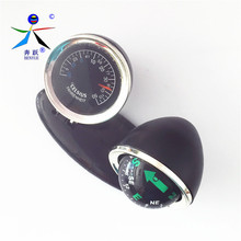 Brand Multifunction Vehicle-borne Type Compass with Thermometers Car Accessories