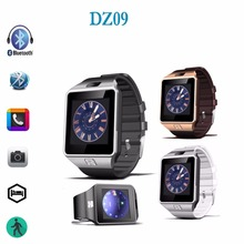 functional DZ09 Smartwatch With Camera Bluetooth WristWatch Support SIM TF Card Smartwatch For Ios Android Phones(China)