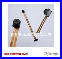 Long cable VGA Camera Module For Security Field|OV7725 cmos mini camera with 24pin golden finger(Hong Kong)