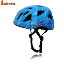 LANOVA Children Protector Bicycle Cycling Skateboard Helmet Ice Skating Roller Protector scooter helmet For Kids capacete