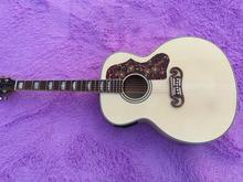 "Solid Spruce top J200 classic Acoustic Guitar,Top quality 43"" J200vs Acoustic Guitar,Maple body,Fishman pickups,Free shipping"