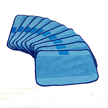 Microfiber 10 pcs/lot Pro-Clean Mopping Cloths for Braava Floor Mopping Robot  irobot Braava Minit 4200 5200 5200C 380 380t