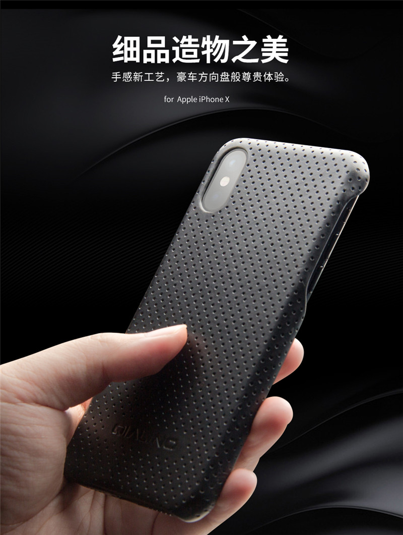 for iPhone X case Luxury (13)