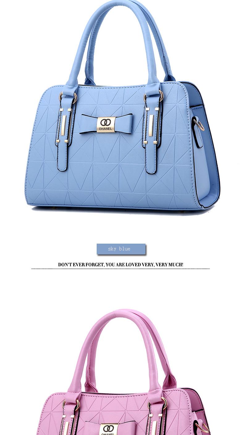 MICKY KEN Hot Sale Fashion Women Leather Handbag 12