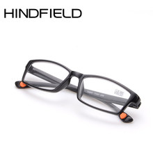 0ec1fde9b0 Hindfield TR90 Reading Glasses Finished Transparent Lens Ultra-light Reading  Glasses Old man Rectangle Frames +100---+400 O679