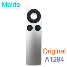 USED Original Remote Control A1294 MC377LL/A For Apple TV 1 2 3 Macbook Pro/Air iMac Mac Mini/G5 iPhone/iPod Remote Controller(China)