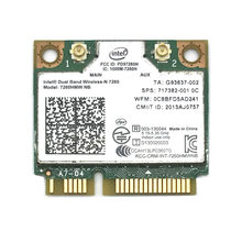 Для Intel wireless-N 7260 7260HMW NB Mini PCI-E 802.11b/g/n м 300 м Wifi карта для HP EliteBook 820 840 850 FIT 400PO 600PO 800EO(China)