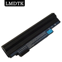 LMDTK New BLACK 6cells laptop battery for ACER Aspire One D255 D260 756 V5-171 725 AL12X32 AL12A31 AL12B31 FREE SHIPPING(China)